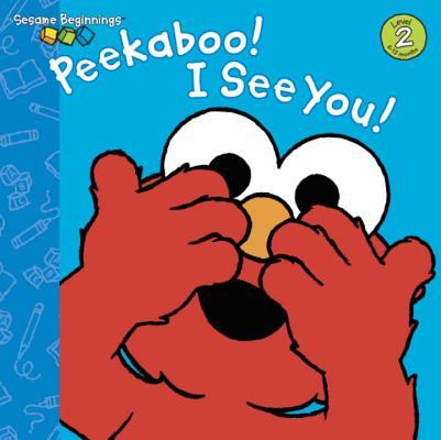 Peekaboo! I See You! (Sesame Street) Cover