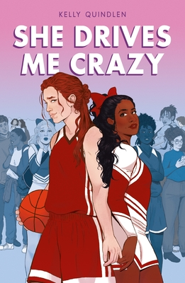 She Drives Me Crazy Cover Image