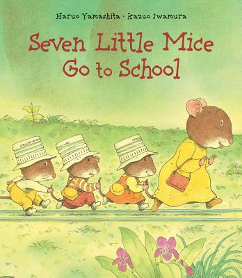 Seven Little Mice Go to School Cover