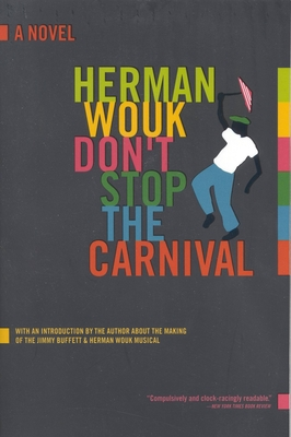 Don't Stop the Carnival Cover