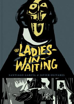 The Ladies-In-Waiting Cover Image