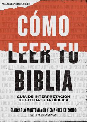 Cover for Cómo leer tu Biblia