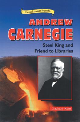 Andrew Carnegie Cover