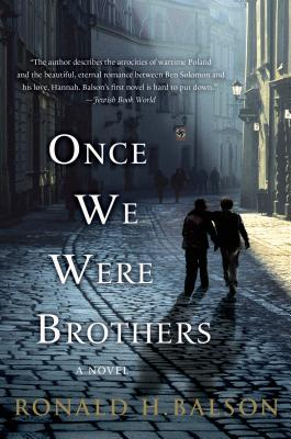 Once We Were Brothers Cover