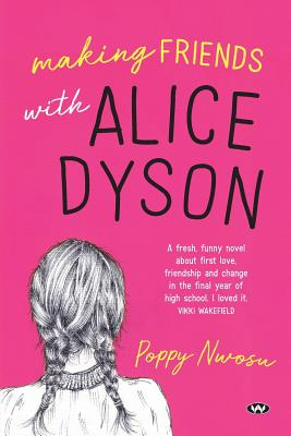Making Friends with Alice Dyson Cover Image
