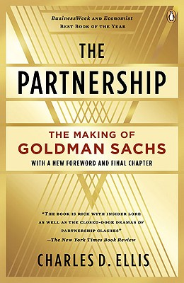 The Partnership: The Making of Goldman Sachs Cover Image