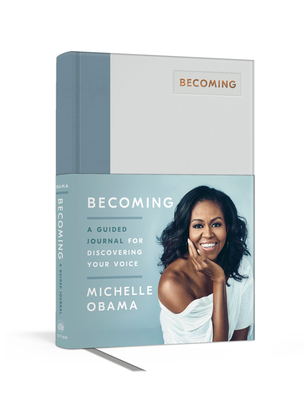 Becoming: A Guided Journal for Discovering Your Voice Cover Image