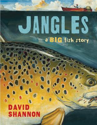 Jangles: A Big Fish Story Cover Image