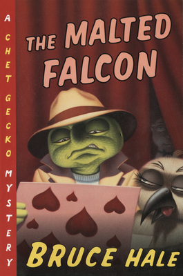 The Malted Falcon: A Chet Gecko Mystery Cover Image
