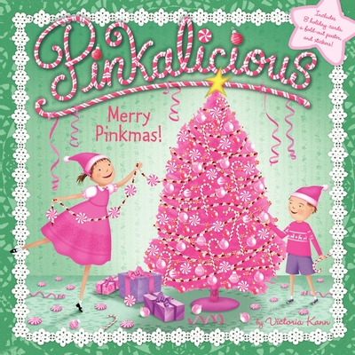 Merry Pinkmas! [With 8 Holiday Cards and Poster] Cover Image