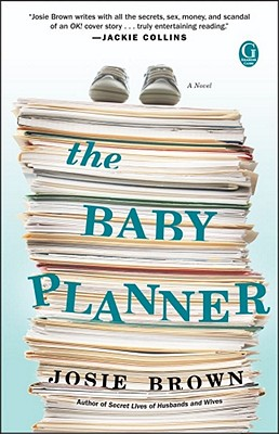 The Baby Planner Cover