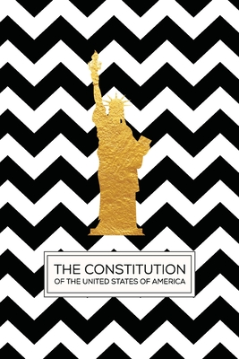The Constitution of The United States of America: Pocket Book Cover Image