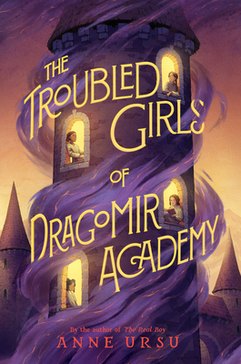 The Troubled Girls of Dragomir Academy Cover Image