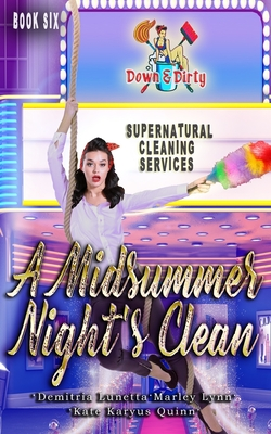 A Midsummer Night's Clean Cover Image