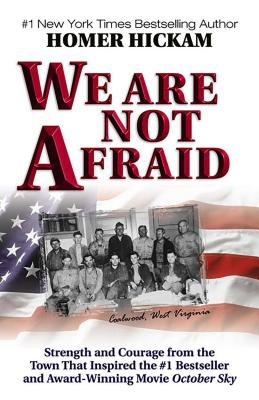 We Are Not Afraid Cover