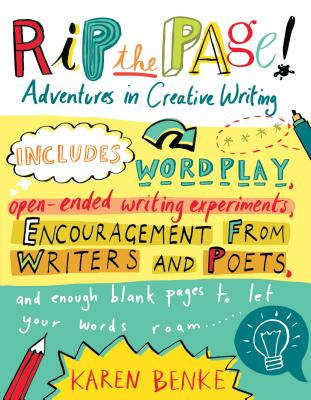 Rip the Page!: Adventures in Creative Writing Cover Image
