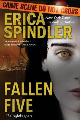 Fallen Five (Lightkeepers #3) Cover Image