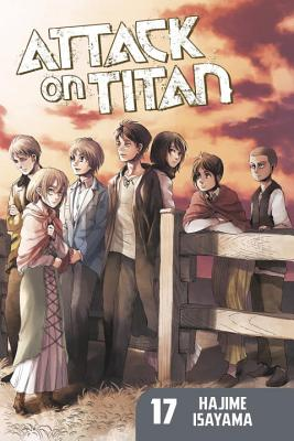 Attack on Titan 17 cover image