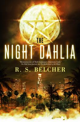 Cover for The Night Dahlia (Nightwise #2)