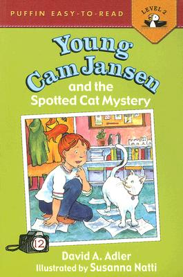 Young Cam Jansen and the Spotted Cat Mystery Cover Image
