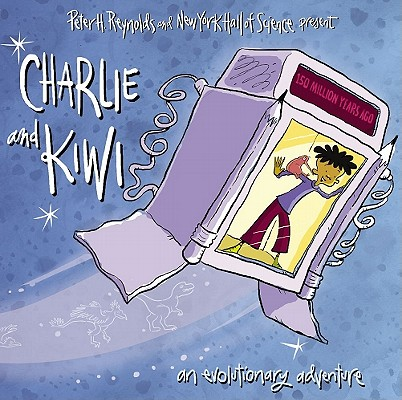 Charlie and Kiwi Cover