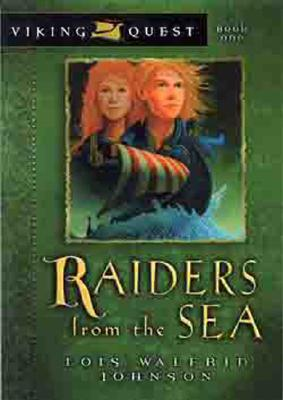Raiders from the Sea (Viking Quest Series #1) Cover Image