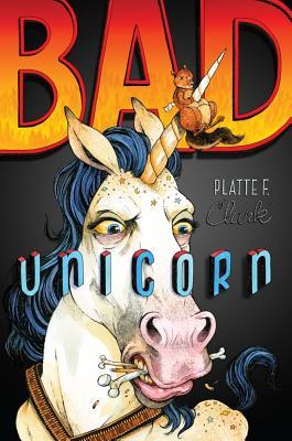 Bad Unicorn Cover