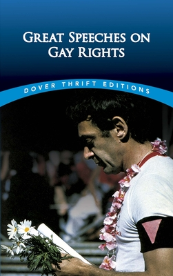 Great Speeches on Gay Rights (Dover Thrift Editions) Cover Image