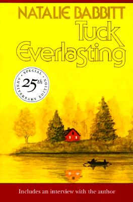 Tuck Everlasting, 25th Anniversary Edition Cover