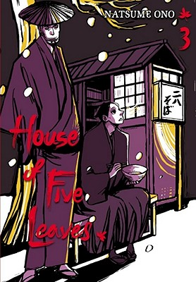 House of Five Leaves, Vol. 3 Cover