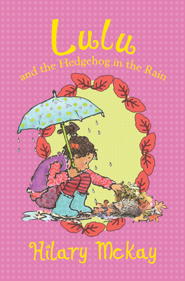 Lulu and the Hedgehog in the Rain Cover Image