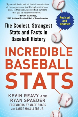 Cover for Incredible Baseball Stats