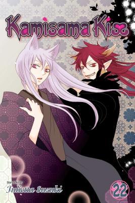 Kamisama Kiss, Vol. 22 Cover Image