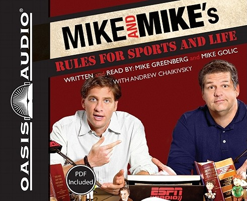 Mike and Mike's Rules for Sports and Life Cover Image