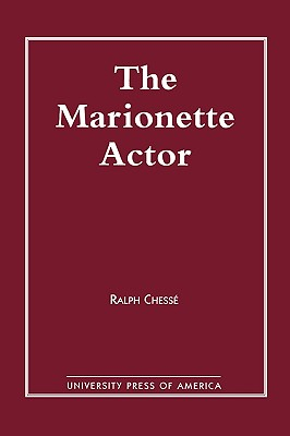 The Marionette Actor Cover Image