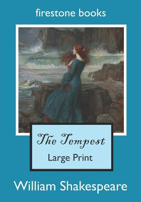 The Tempest: Large Print Cover Image