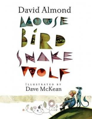 Mouse Bird Snake Wolf Cover Image