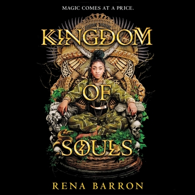 Kingdom of Souls Lib/E Cover Image