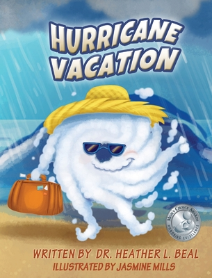 Hurricane Vacation: A Hurricane Preparedness Book Cover Image
