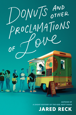 Cover for Donuts and Other Proclamations of Love