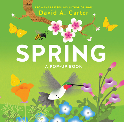 Spring: A Pop-up Book (Seasons Pop-up) Cover Image