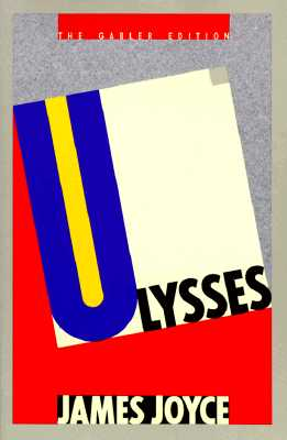 Ulysses (Gabler Edition) Cover