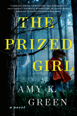 The Prized Girl: A Novel Cover Image