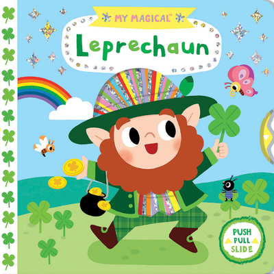 My Magical Leprechaun (My Magical Friends) Cover Image