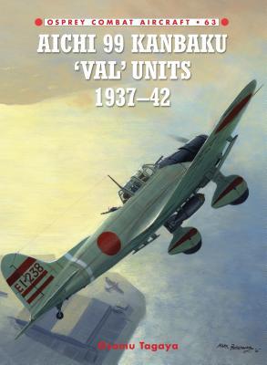 Aichi 99 Kanbaku 'Val' Units Cover
