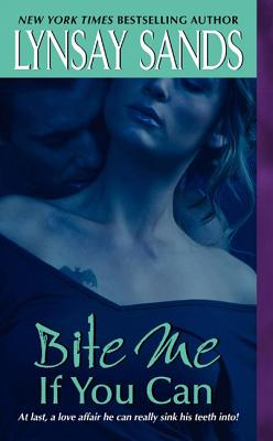 Bite Me If You Can (Argeneau Vampire #6) Cover Image
