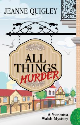 All Things Murder Cover