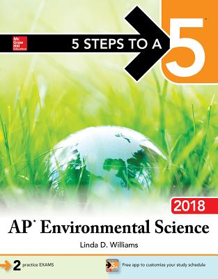 5 Steps to a 5: AP Environmental Science 2018 Cover Image