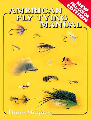 American Fly Tying Manual Cover Image