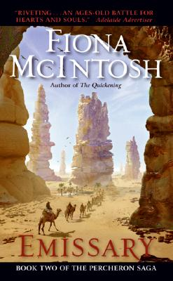 Emissary: Book Two of The Percheron Saga Cover Image